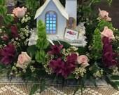 Customized Wedding Centerpiece