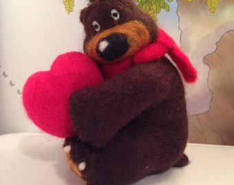 Bear-Big Heart