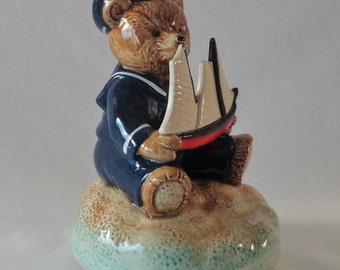 Musical Bear,  Bear Sailor  OTAGIRI