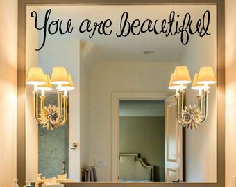 Beautiful Mirror beautiful mirror | etsy