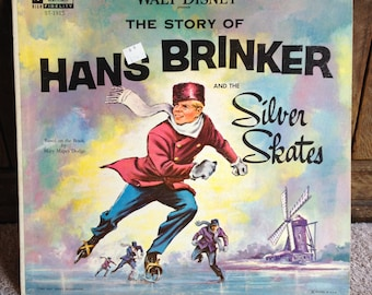 The Story Of Hans Brinker (And The Silver Skates)  - Disney - ST-1915  - Released 1961