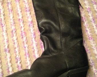 Vintage Harley Davidson Boots Size 7 1/2