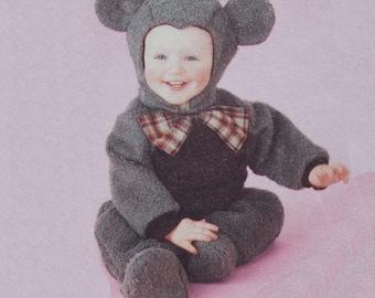 Bear Costume for Baby Toddler Child