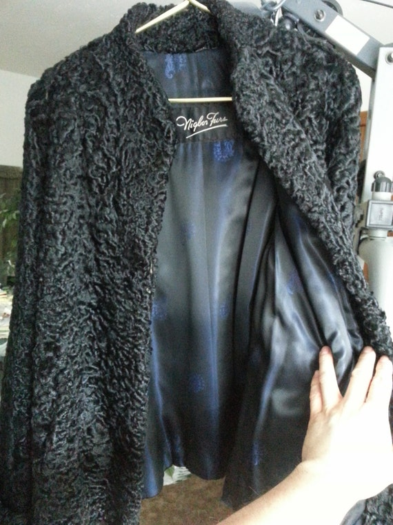 womens fur coat persian lamb coat nigbor furs