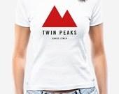 Agente Cooper - Twin Peaks - David Lynch Camiseta UNISEX T-Shirt