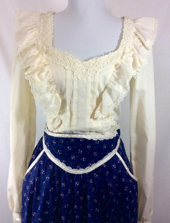 Cream Colored Women'S Blouse 66