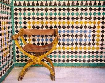 Spanish Wall Art spanish tile | etsy