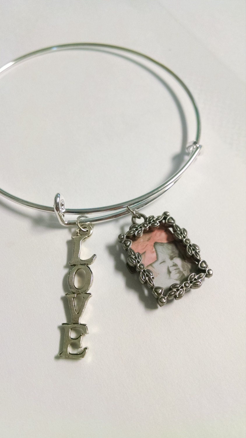 alex and ani inspired bracelet silver by juxtapositionartist