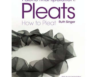 Fabric Manipulation: Pleats Sewing eBook (803216)