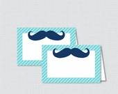 Printable Mustache Food T...