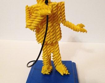 Fusilli Jerry Statue