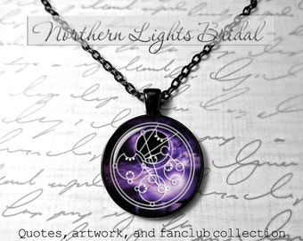 Doctor Who Custom Gallifreyan jewelry Dr who tardis whovian custom Doctor who jewelry PERSONLALIZED dr who time lord gallifreyan necklace