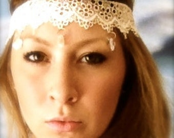 Women's Whimsical Lace Design Headbands