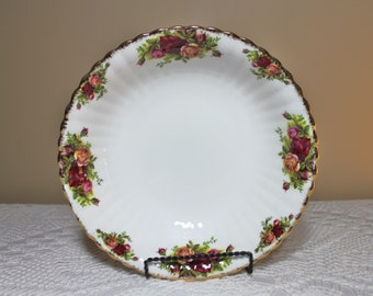 Royal Albert Old Country Roses Round Vegetable Bowl