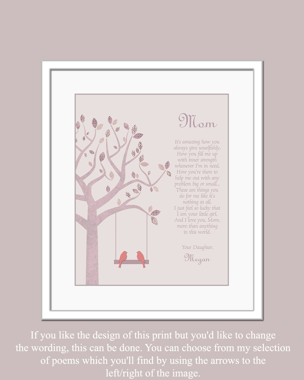 Mom Gift Long Distance Gift For Mom Mother Daughter Gift