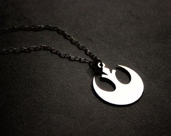 STAR WARS Rebel Alliance necklace - 4 colors available