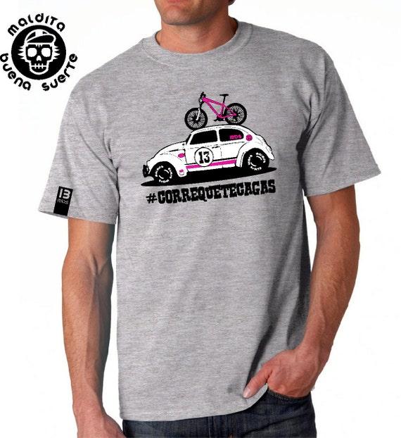T-shirt Correquetecagas