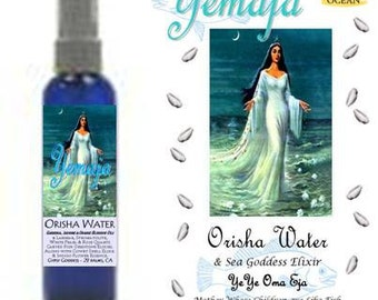 YEMAJA Orisha Water by Gypsy Goddess
