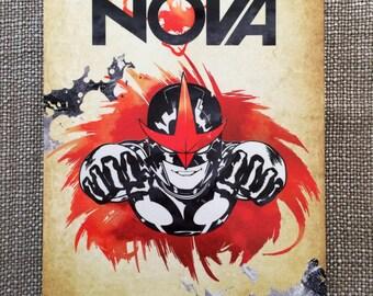 Nova - Sam Alexander Print