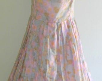 Vintage 1950's Dance Dress