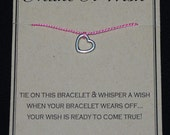 Heart Wish Bracelet - Buy 3 Items, Get 1 Free
