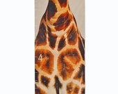 Giraffe Growth Chart / Kids Height Chart for Boys, Girls, Children and Families / Baby Shower Gift