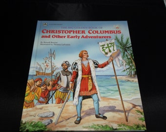 The Big Golden Book of Christopher Columbus and Other Early Adventurers