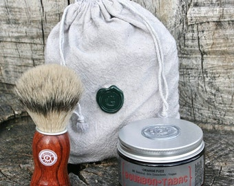 Personalized  Shave Kit for Groomsmen