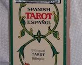 Spanish Bilingual Tarot - Fournier, Vitoria 1975 (1736 Reproduction)