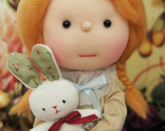 Kaye Rabbit by Dollsgarden