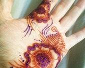The Ultimate Henna Kit -  Mehndi, cool, teens, gift for artist, girlfriend, glitter, birthday party, graduation, easter