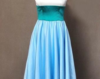 Thumbelina Adult Cosplay Costume Gown Dress