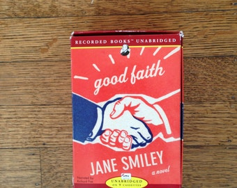 Good Faith by Jane Smiley, narrated by Richard Poe:  Unabridged Audio Cassettes