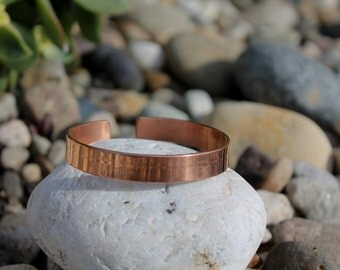 Copper Bracelet, Copper Cuff Bracelet , adjustable bracelet