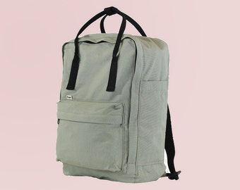 Soft Cotton Backpack & Tote Bag