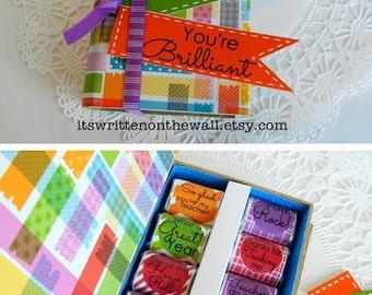 Sweet Messages for Teacher Appreciation / Hershey Nugget Candy Wraps / Teacher Appreciation Gift Ideas / Thanks Teacher/ Gift for Teacher