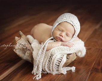 Knit Newborn Hat Boy, Newborn Photo Prop Boy, Newborn Boy Hat, Newborn Hat Girl, Knit Newborn Bonnet, Newborn Props Boy Newborn Props Girl