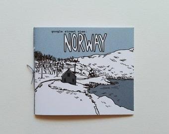 Google Street View: Norway