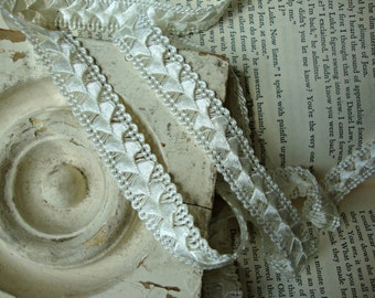 Braided Ivory Trim