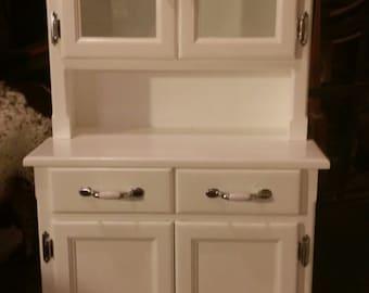 little white cabinet/kitchen