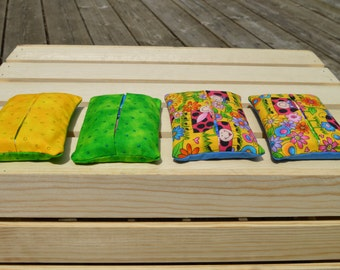 Pocket Tissue Cover - Ready To Ship