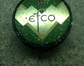 Efco typewriter ribbon tin