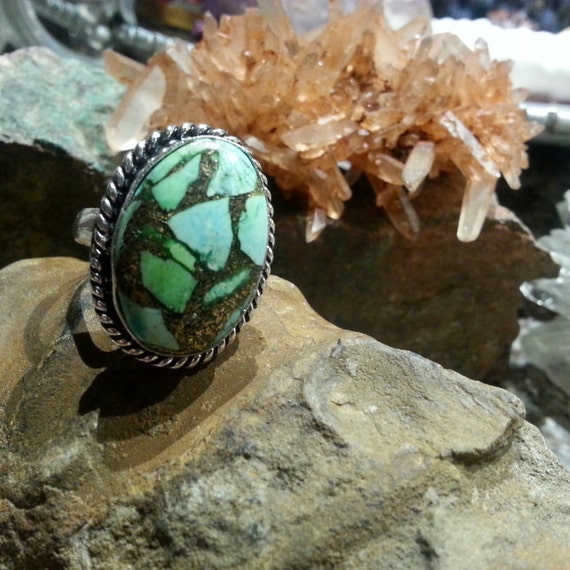 Charmed Isis Goddess Of Mysteries Ring Amulet By