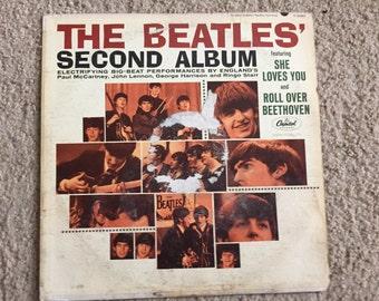 The Beatles Second Album LP