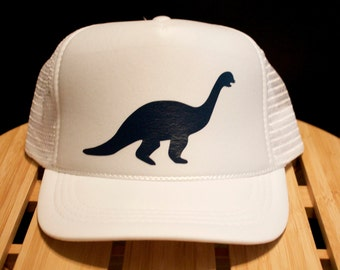 AWESOME Dinosaur Youth sized Trucker Hat.