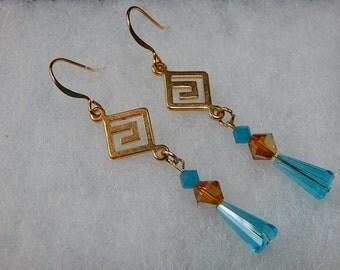 Elegance - Swarovski Earrings