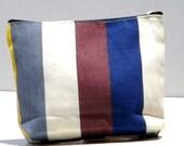 Unique design storage pouch elephant pattern cotton beauty/pencil/money/accessory bag