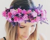 Willow Flower Crown