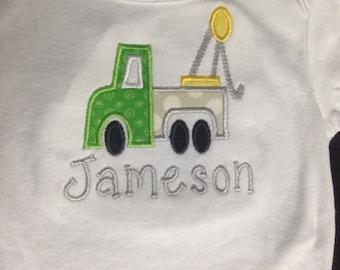 Tow Truck Shirt