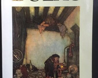 Edmund Dulac By David Larkin, Coronet Books, Paperback 1975